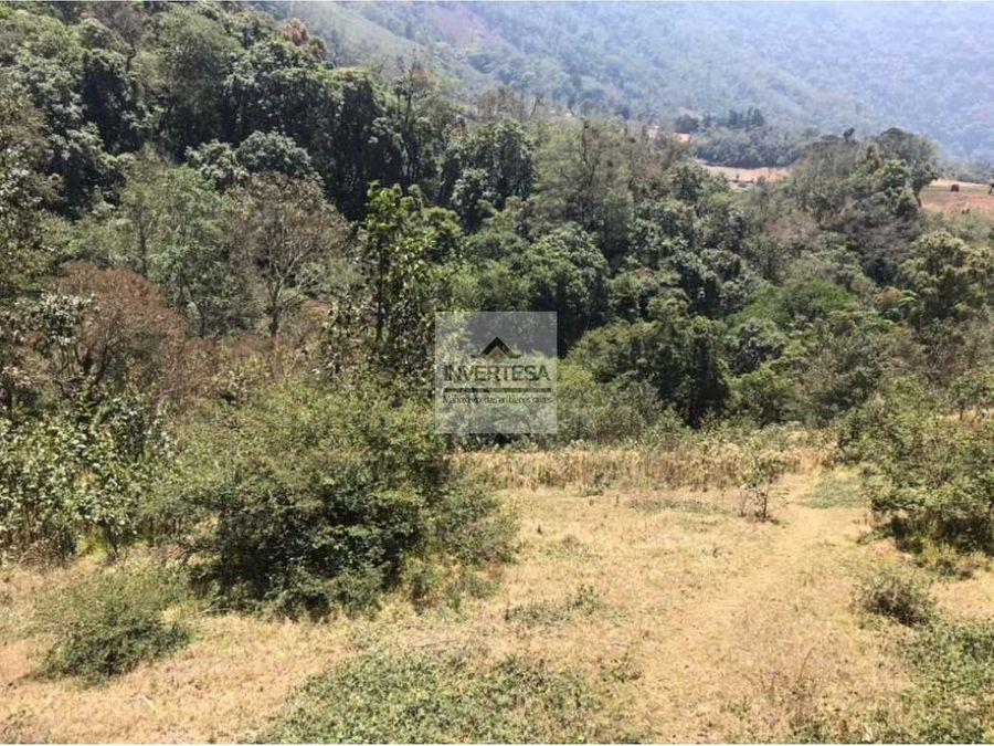venta de terreno 24 cuerdas en aldea xejolon patzun chimaltenango