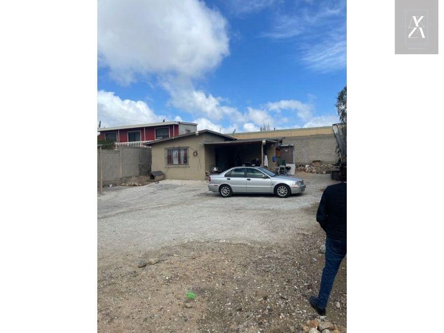 venta de terreno 450 m2