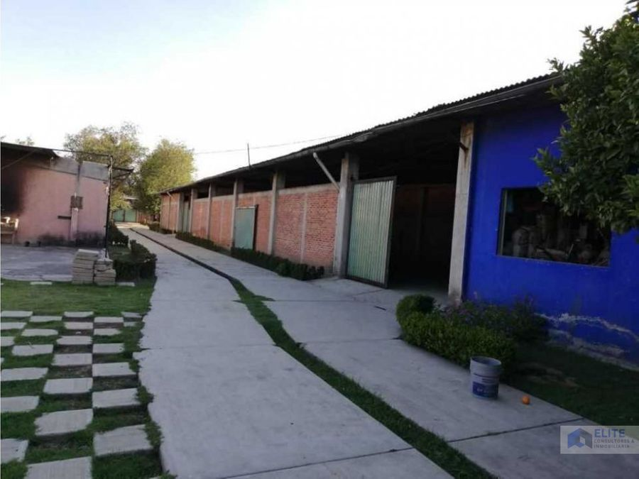 venta de terreno comercial ixtapaluca estado de mexico