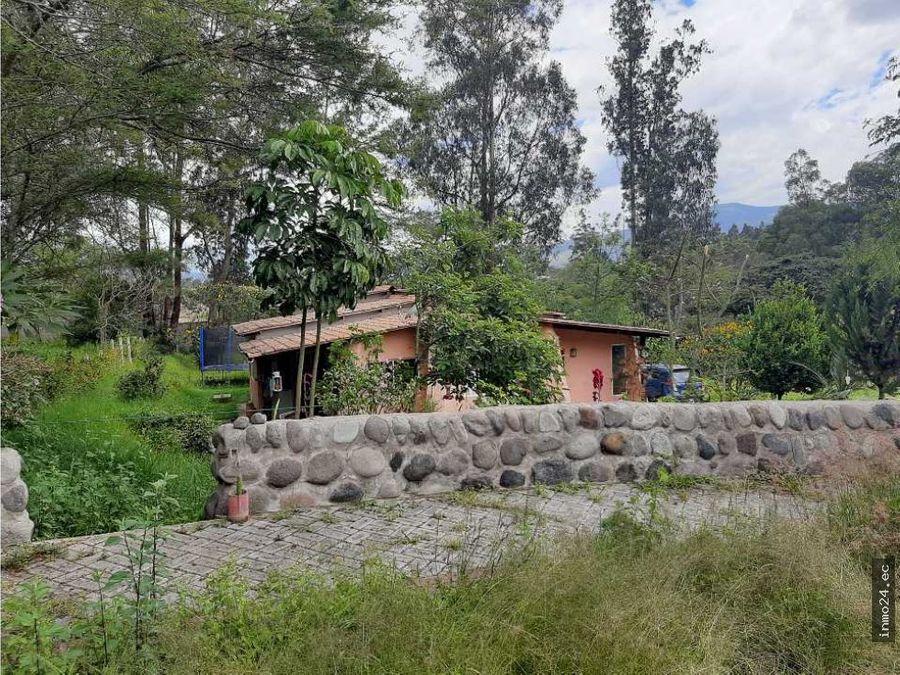 venta de terreno con casas collaqui tumbaco quito