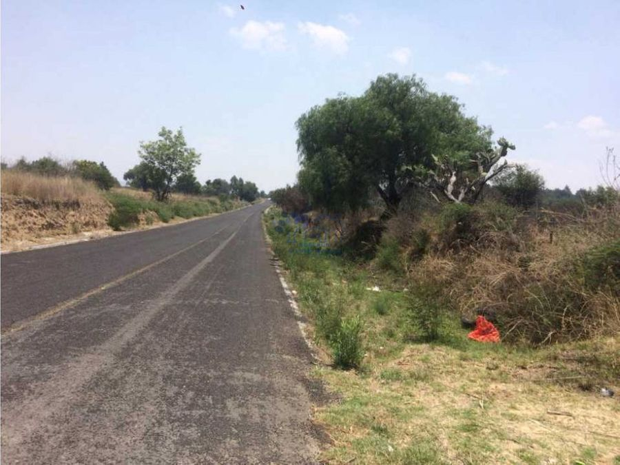 venta de terreno a pie de carretera san diego
