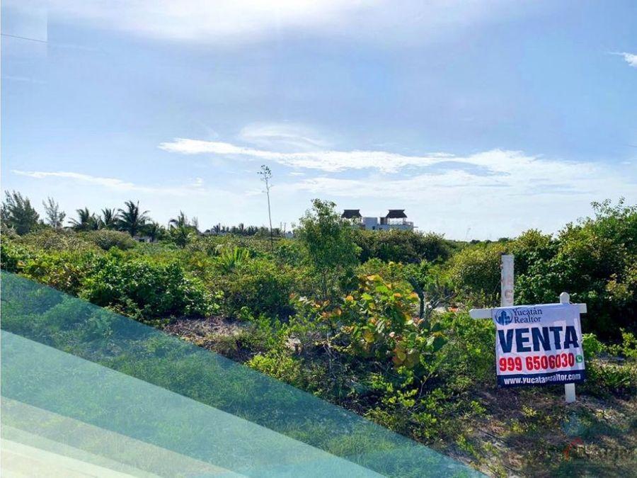 venta de terreno en san benito beach