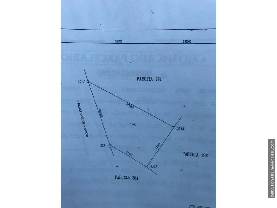 venta de terreno rustico sobre carretera pachuca cd sahagun