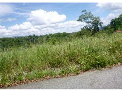 venta de terrenos en lomas lindas 800mts a rd1100