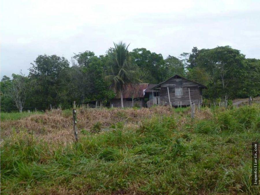 venta de 90 hectareas en oxapampa