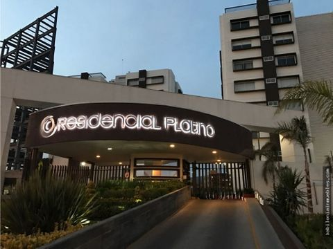 venta departamento residencial platino