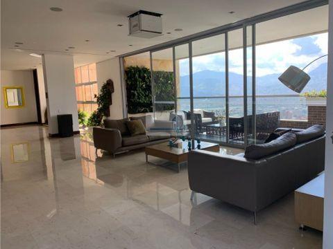 venta apartamento las santas poblado vista 360