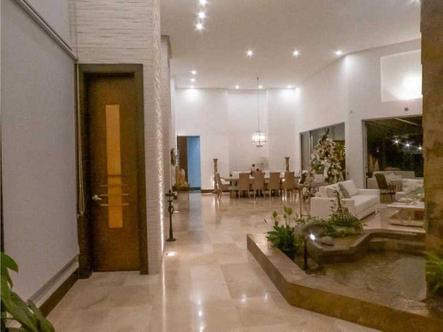 venta espectacular casa campestre via aeropuerto