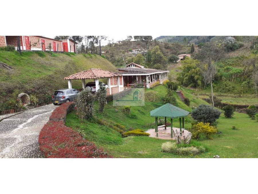 venta finca guarne aguas calientes
