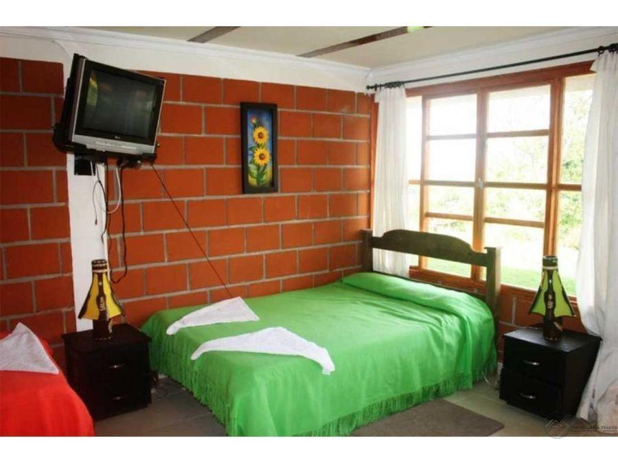 venta finca hotel montenegro q