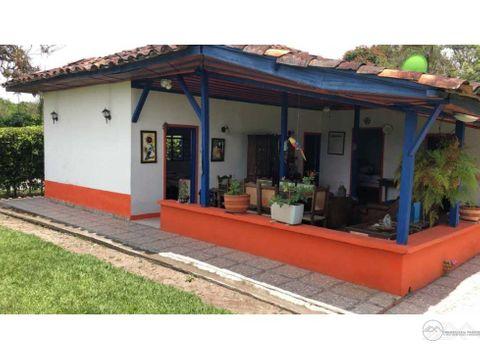 venta de hermosa casa campestre sector parque del cafe