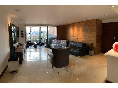 venta hermoso apartamento la calera poblado