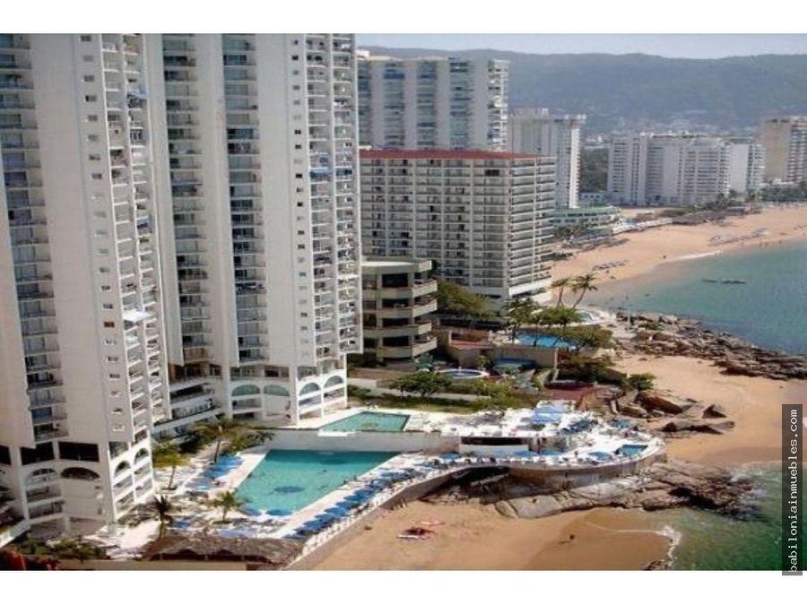 venta hermoso penthouse acapulco guerrerro