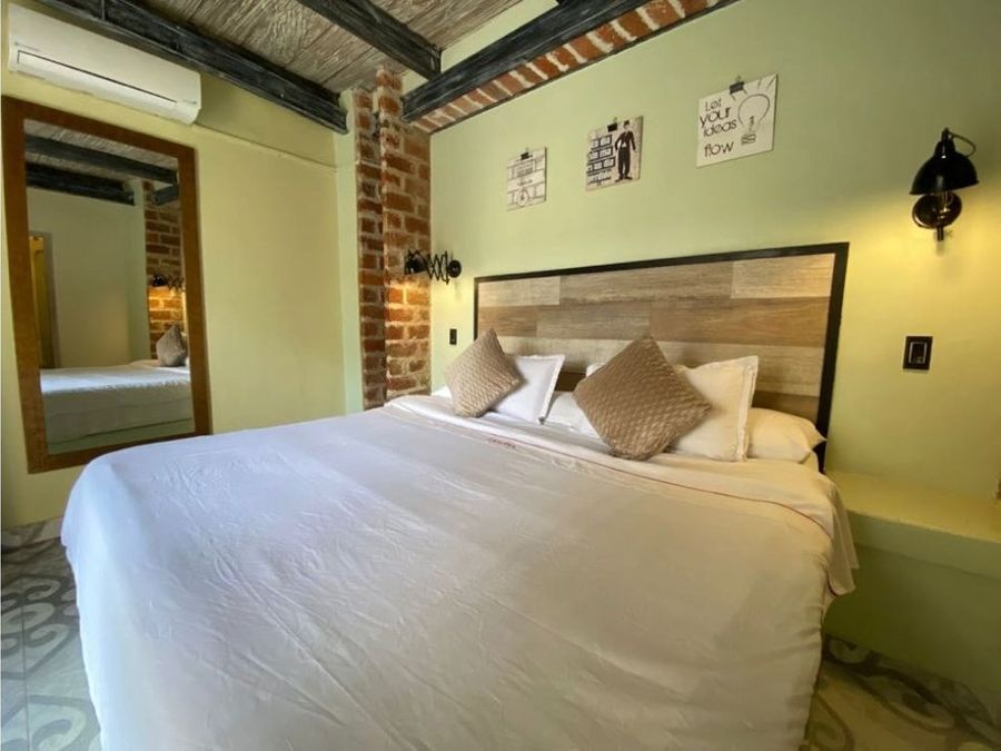 venta hotel boutique en el centro historico en cartagena de indias