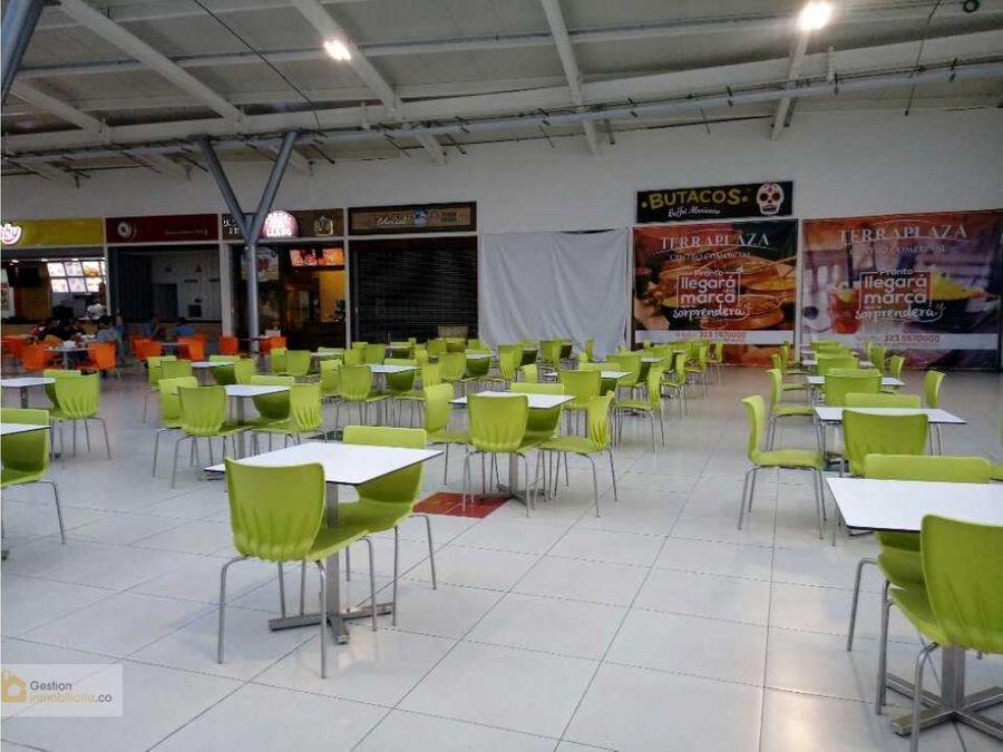 venta local p comidas cc terraplaza popayan