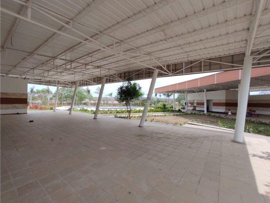 venta lote en cesion para construir en zona norte brisas de cartagena