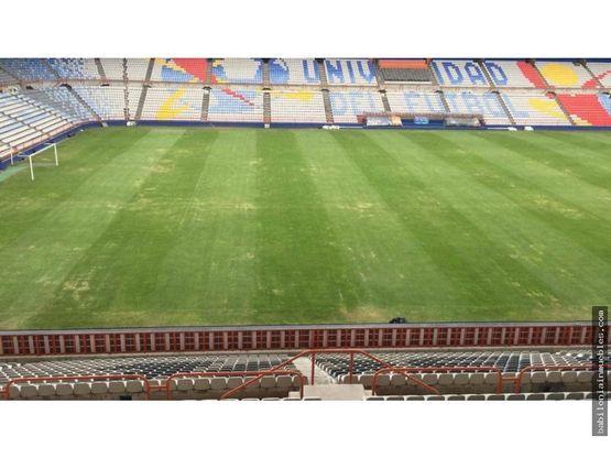 venta palco en estadio de futbol