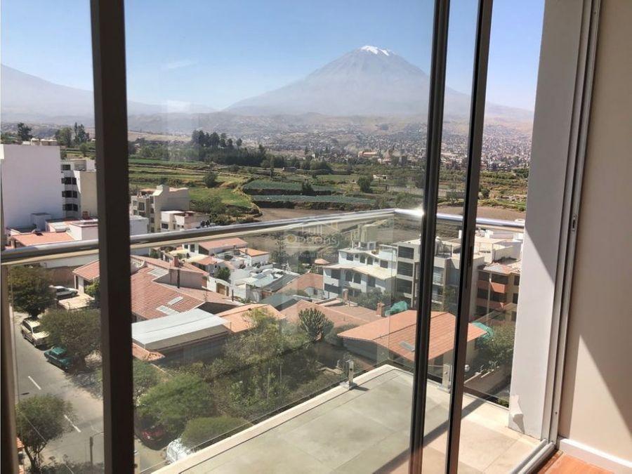 venta penthouse estreno vista a los volcanes