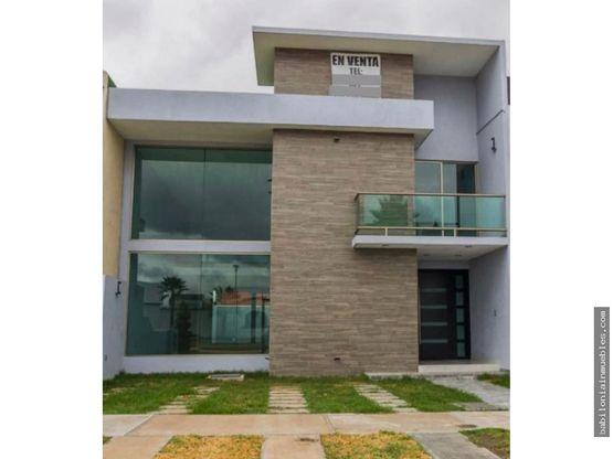 venta preciosa casa nueva zona plateada