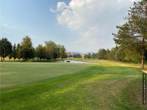 venta precioso terreno club de golf pachuca