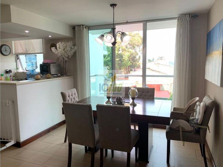 venta renta apartamento condado la villa zona 14