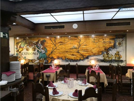 venta restaurante mitico en el guinardo c3