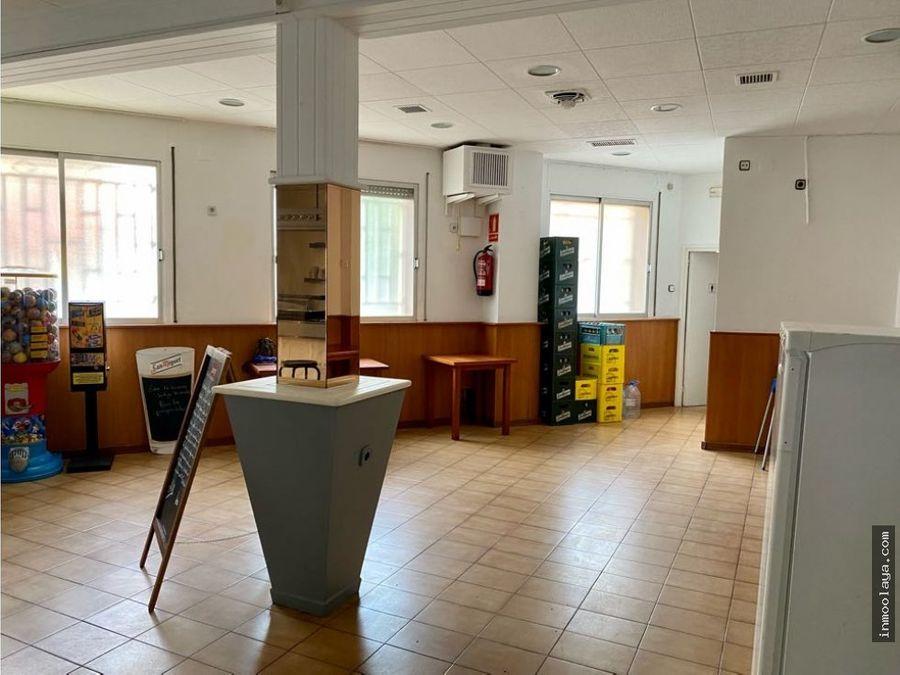 venta restaurante licencia c3 en terrassa