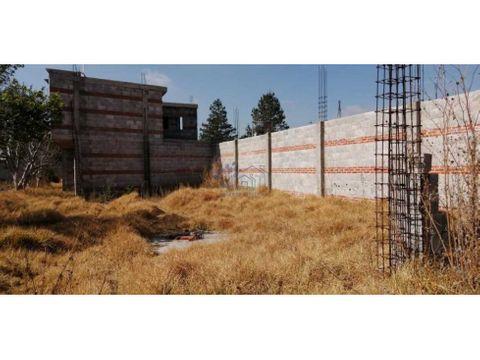 venta terreno en la magdalena tlaltelulco