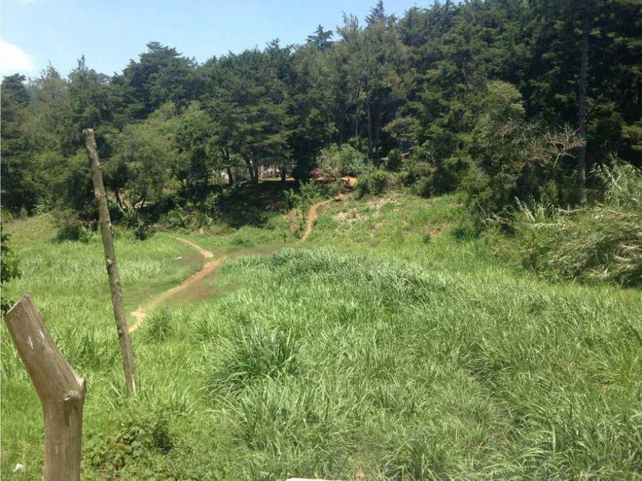 venta terreno en san jose pinula