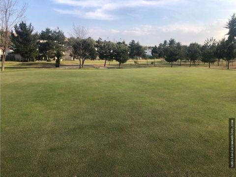 venta terreno residencial club de golf