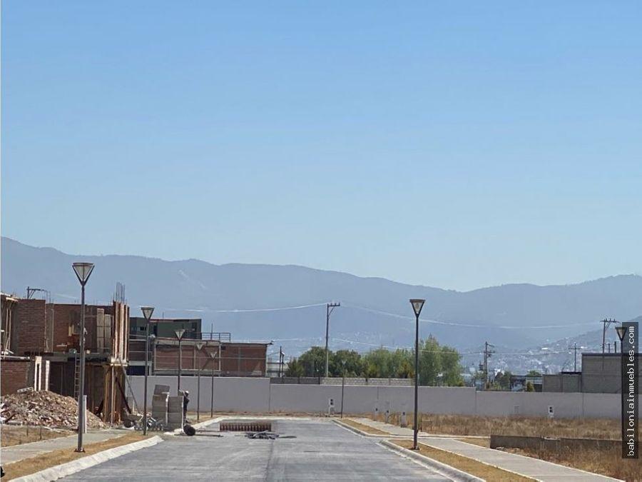 venta terreno residencial fracc cardell