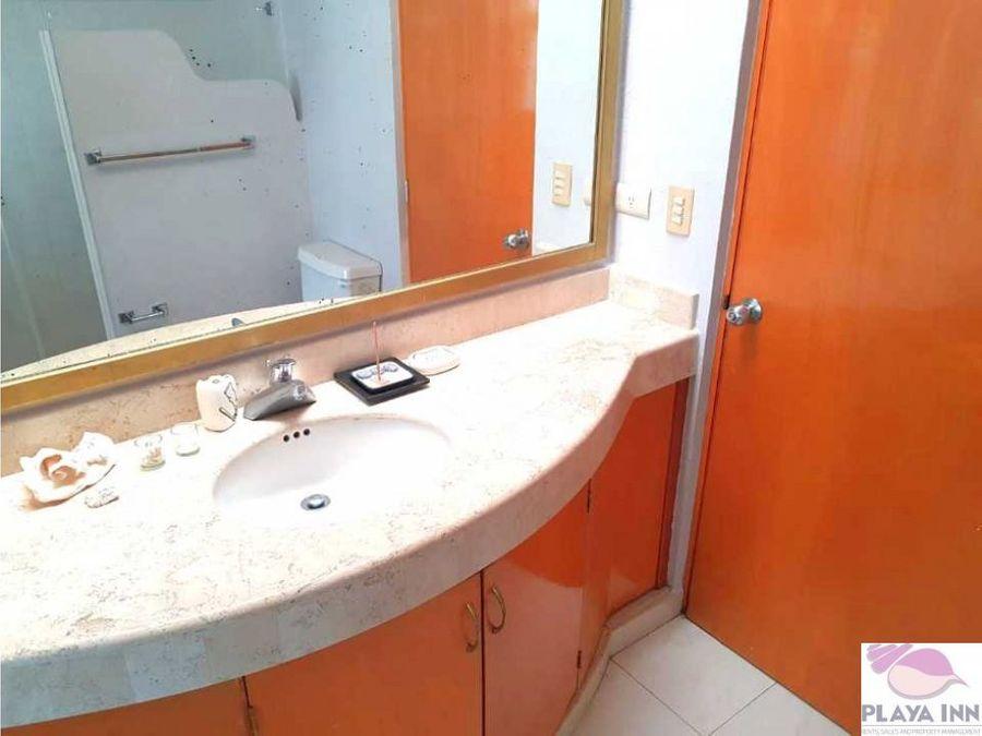 venta y renta casa mayamar en playacar fase ii