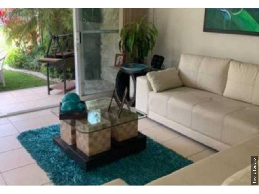 venta yautepec casa en condominio
