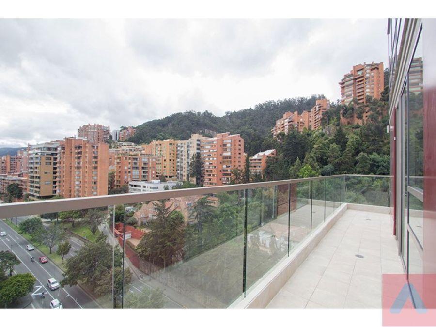 venta renta apartamento espectacular en cabrera con vista 3 alcb 4 bn