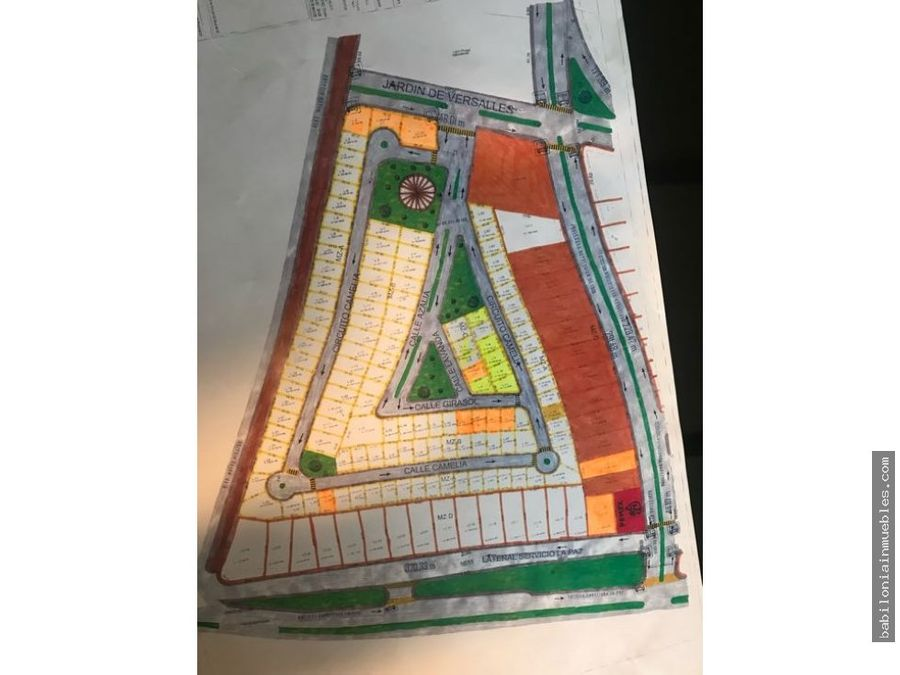 veta de lotes residenciales fracc jardines residencial san francisco