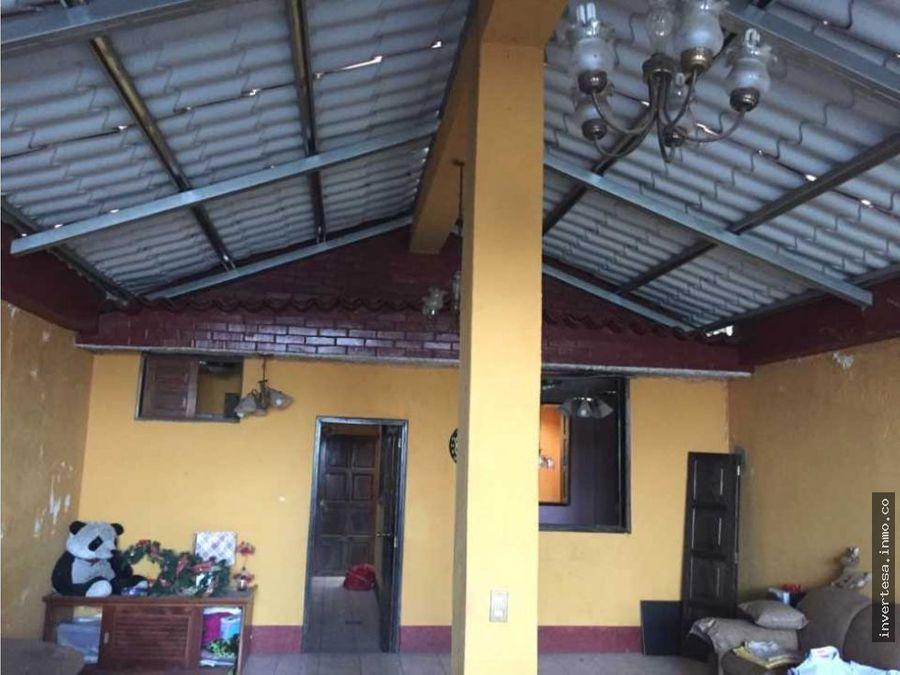 villa nueva vendo bonita casa en guadalupe 3 san jose el placer