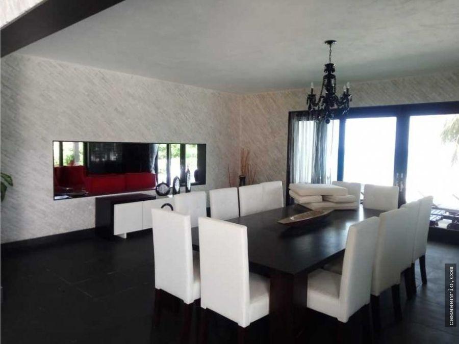 villa de 10 habitaciones