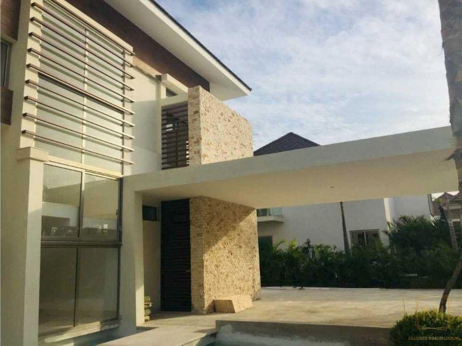 villa hacienda punta cana
