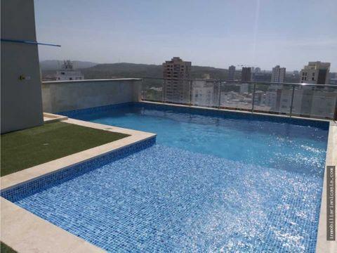 villa santos apartamento en venta penthouse