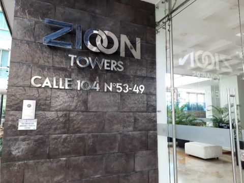zioon towers apartamento en arriendo barranquilla altos del limon