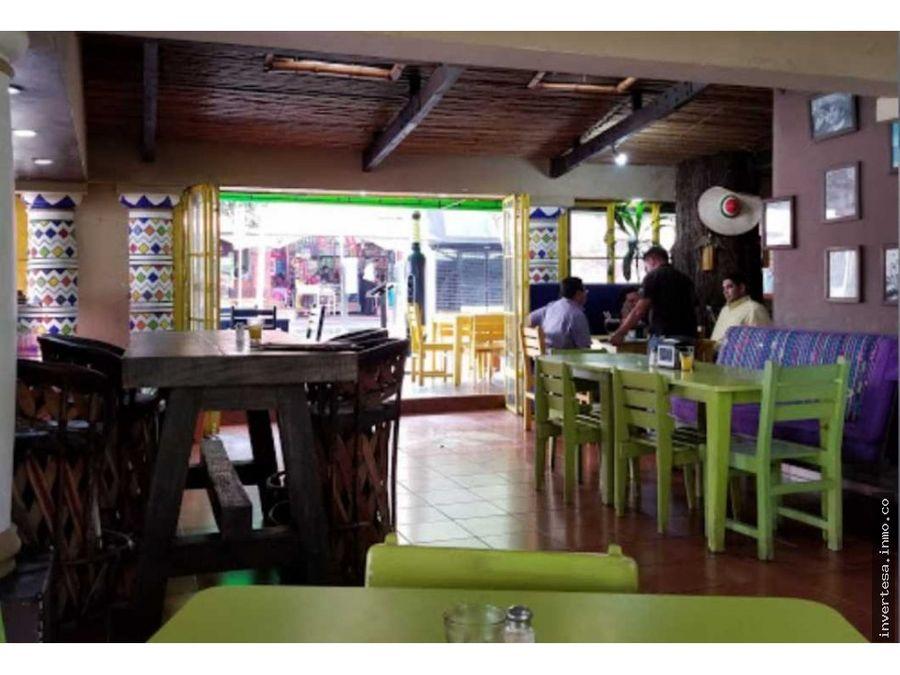zona 10 alquilo local comercial ideal para restaurante