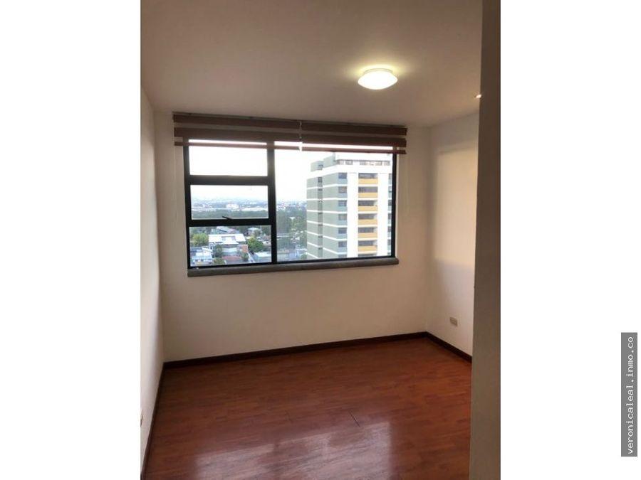 zona 14 apartamento nitido 2 habitaciones 2 banos