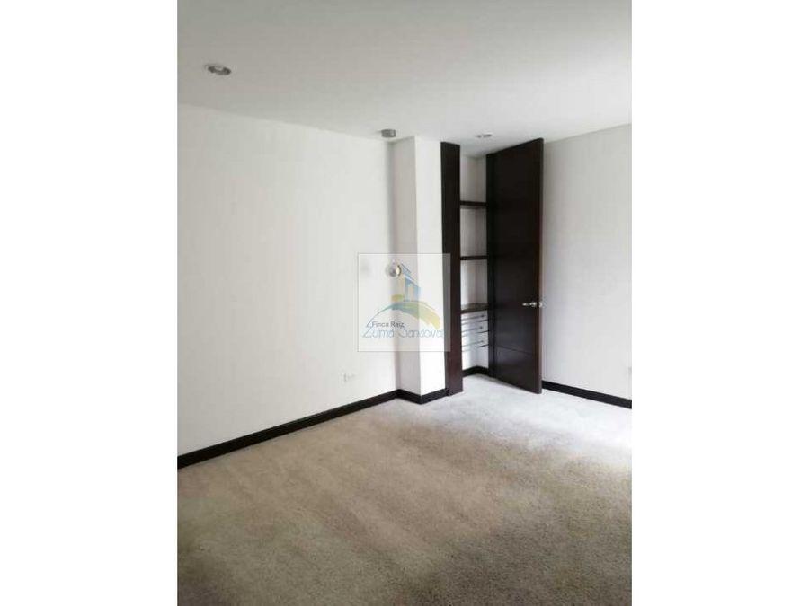 zs 336 apartamento en arriendo cabrera