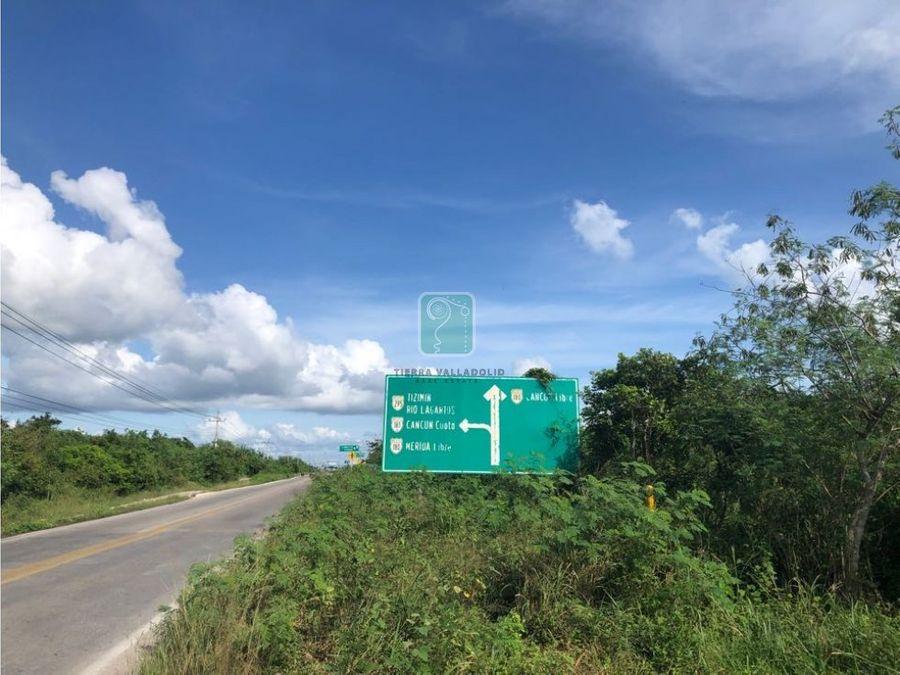 gran propiedad en renta salida a cancun