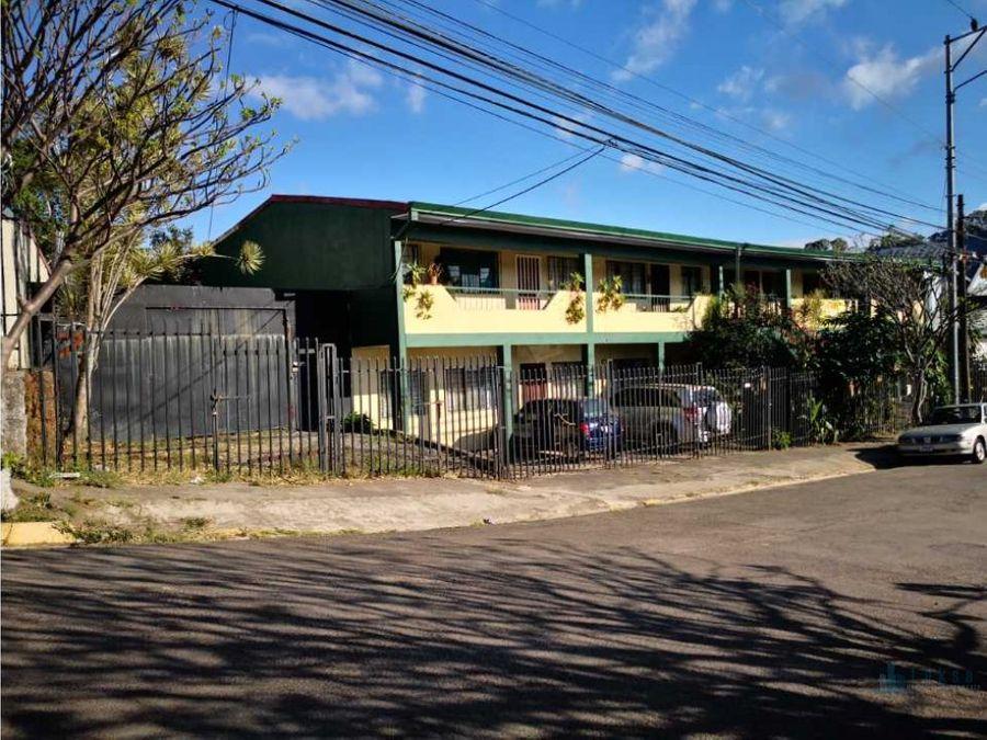 10 apartamentos en barrio escalante inversion