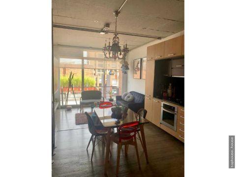 120 espectacular apartaestudio ph duplex en chico reservado
