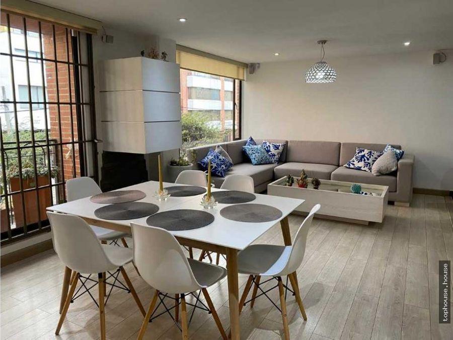 1350 espectacular apto exterior con terraza chico navarra 130 m2