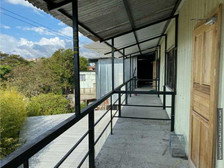 alquiler apartamento de una hab en san blas de moravia