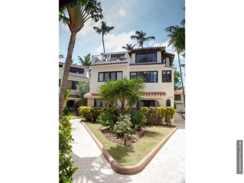 for sale 2b 2b apartament el cortecito punta cana