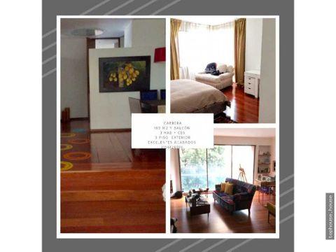 300 hermoso apartamento en cabrera bogota de 180 m2